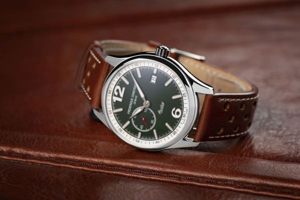 Frederique Constant Vintage Rally Healey Automatic Small Seconds watch 2021 edition