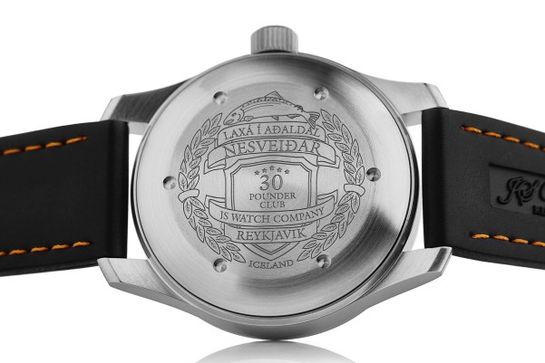 JS Watch Co. Sif NART '30 Pounder Club' Special Edition