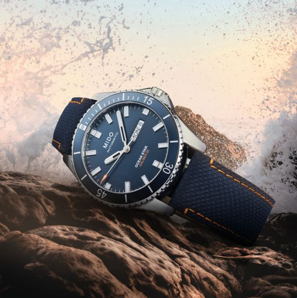 Mido Ocean Star 200 Red Bull Cliff Diving Limited Edition (reference M026.430.17.041.00)