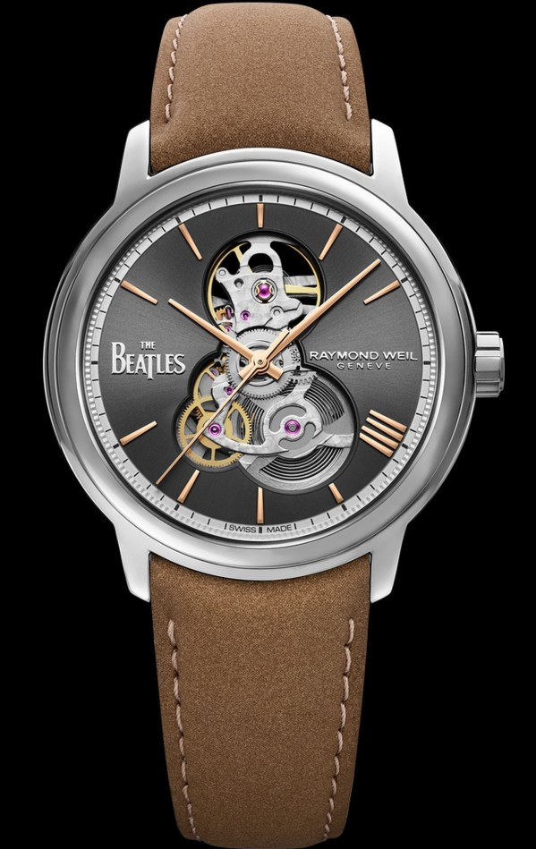 RAYMOND WEIL maestro The Beatles 'Let It Be' Limited Edition