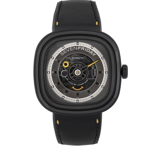 SEVENFRIDAY T1/02 Micah's Voice Limited Edition