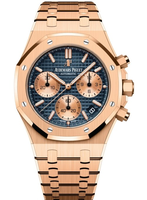 Audemars Piguet Royal Oak Self-winding Chronograph 41mm, Reference RO_26239OR-OO-1220OR-01