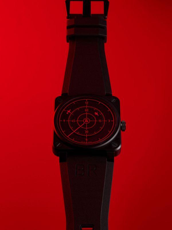 Bell & Ross BR 03-92 Red Radar Ceramic Limited Edition
