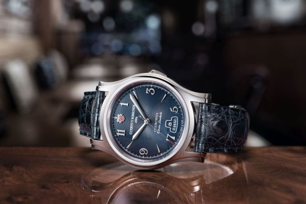 Cuervo y Sobrinos Robusto Churchill 'Sir Winston' Limited Edition watch