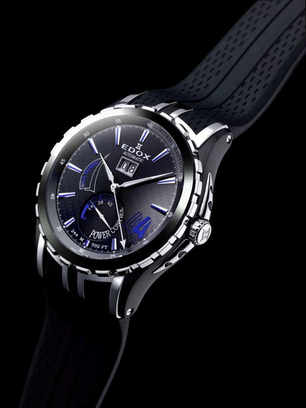 EDOX Sea Dubai Super Limited Edition watch reference 94003 357N NIN