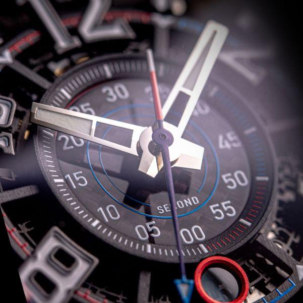 Franck Muller Vanguard™ Racing Skeleton Bill Auberlen Limited Edition