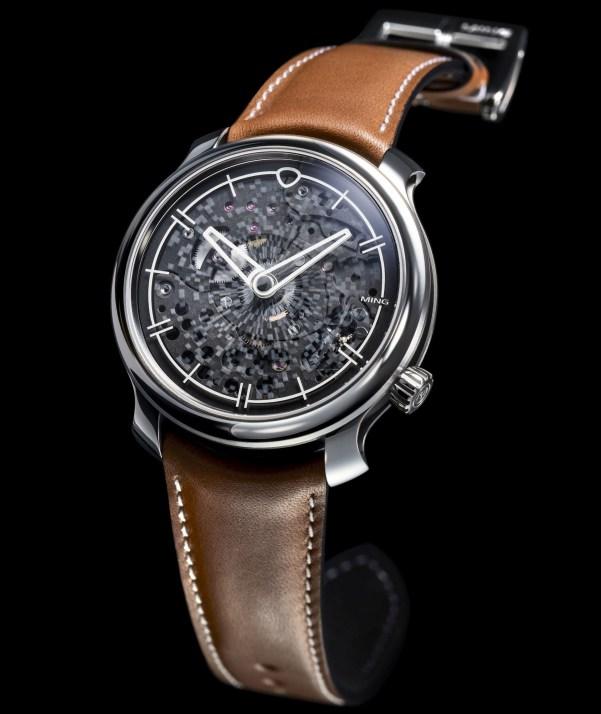MING 20.11 Mosaic swiss made automatic watch
