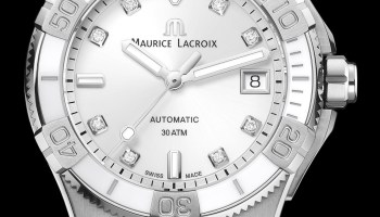 Maurice Lacroix Aikon Venturer 38mm (with white dial)