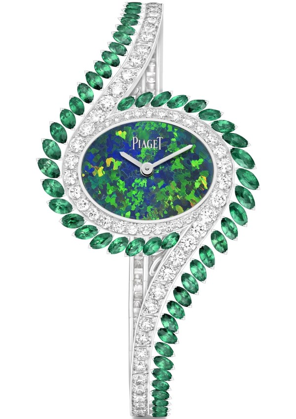 Piaget Limelight Gala High Jewellery Black Opal watch
