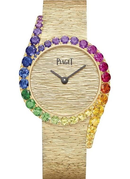 Piaget Limelight Gala Precious Rainbow automaticwatch