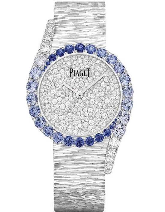 Piaget Limelight Gala Precious Sunrise automatic watch