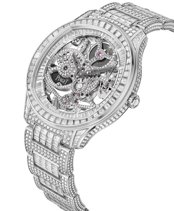 Piaget Polo Skeleton High-Jewellery, Reference G0A46006
