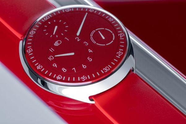 Ressence Type 1 Slim Red