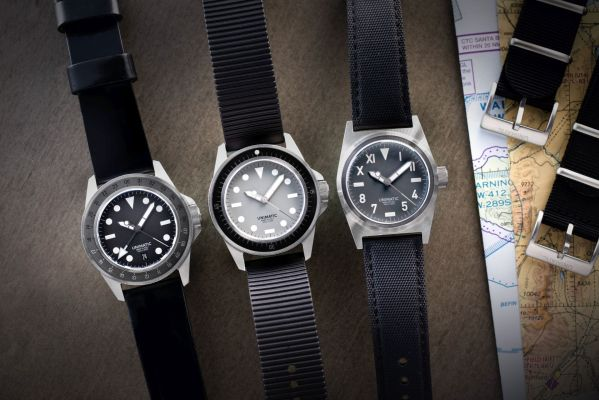 UNIMATIC × HODINKEE H Series Limited Edition