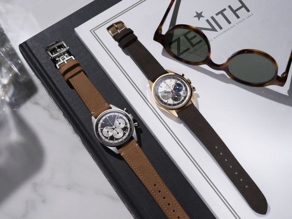 Zenith Chronomaster Original  automatic chronograph collection 2021