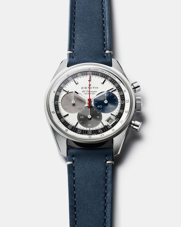 Zenith Chronomaster Original automatic chronograph stainless steel version