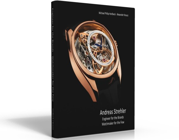 Andreas Strehler - Engineer for the Brands – Watchmaker for the Few