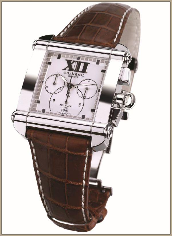 CHARRIOL Actor XXL automatic chronograph