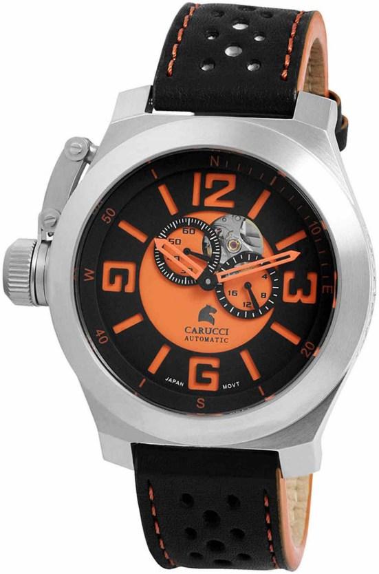 Carucci Torre Del Greco Automatic Wrist Watch