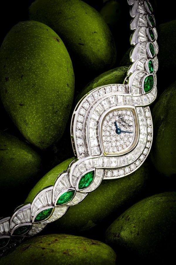 Chopard bracelet watch