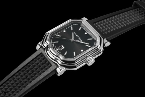 Gerald Charles Maestro GC2.0-A Automatic watch with black dial