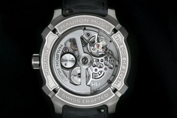 Mauron Musy Henry Dunant Limited Edition