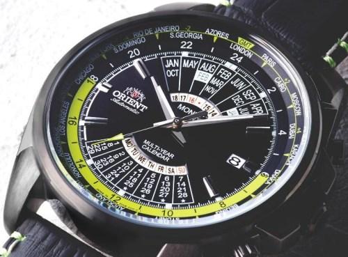 ORIENT 50th Anniversary Model of Multi-Year Calendar