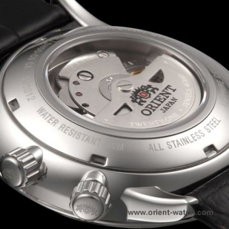 ORIENT Classic Automatic Dual-Time watch