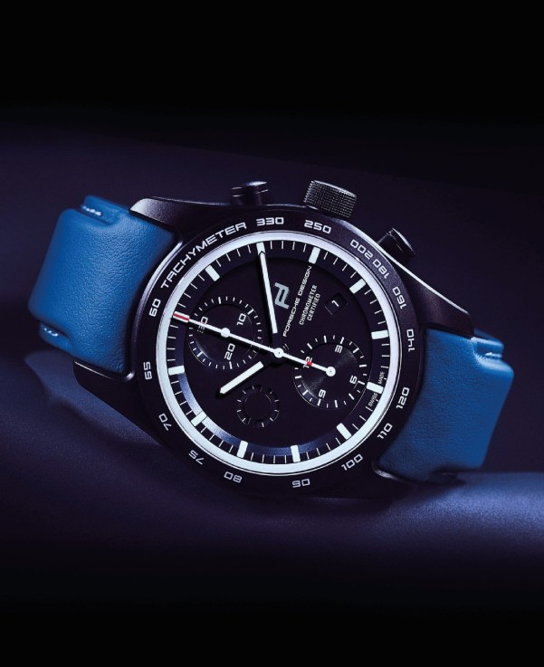 Porsche Design Chronograph in Honour of Hans-Joachim Stuck