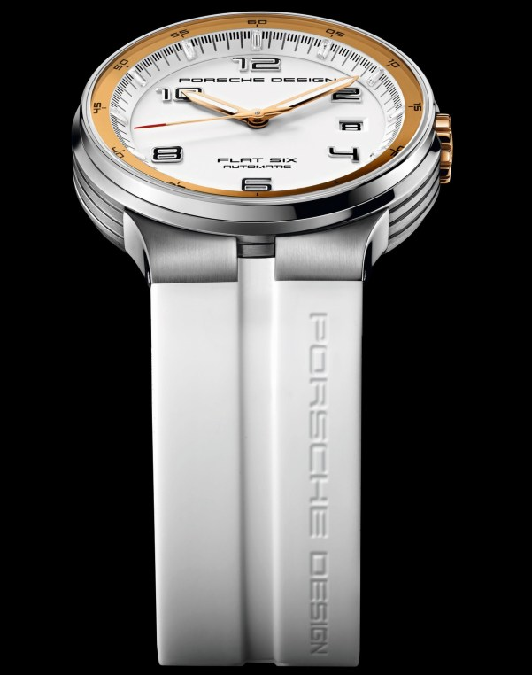 Porsche Design New P'6300 Flat Six Watch Models 2012