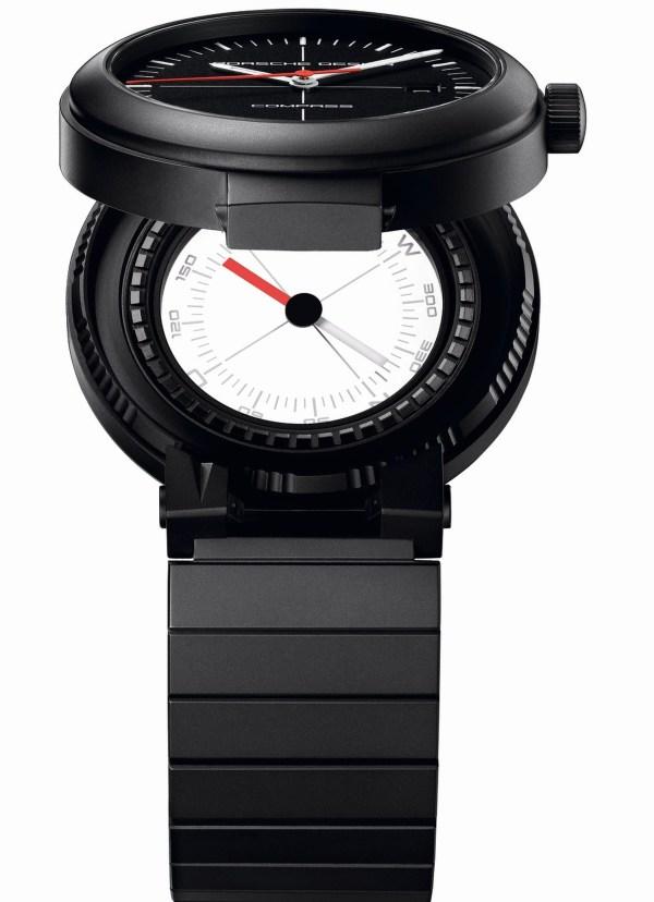 Porsche Design P'6520 Compass Watch