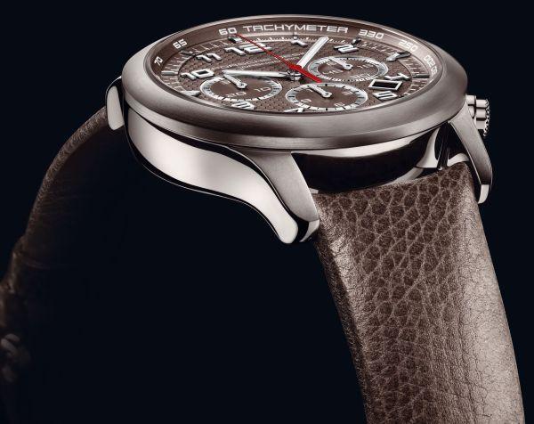 Porsche Design P'6612 PTC New Model with makara brown dial