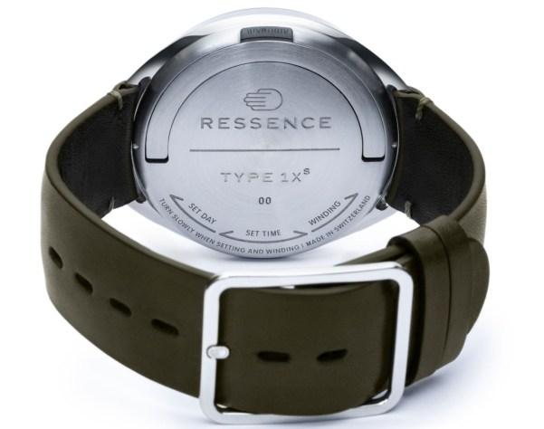 Ressence Type 1 Slim X Limited Edition