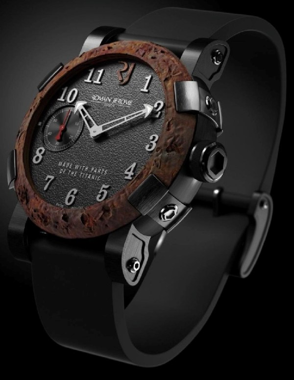 Romain Jerome Made with parts of the Titanic - Ultimate Rust 1/1