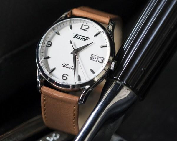 Tissot Heritage Visodate Quartz watch