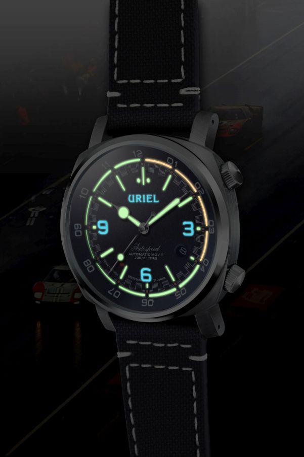 URIEL GT 40 Automatic