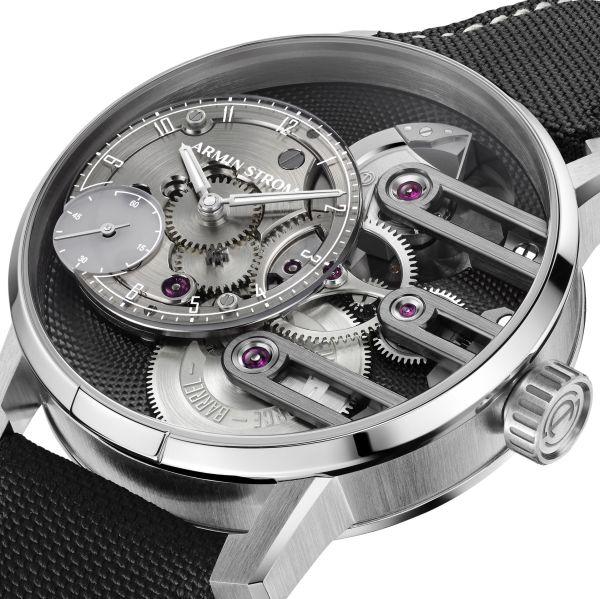 Armin Strom Gravity Equal Force Ultimate Sapphire Limited Edition
