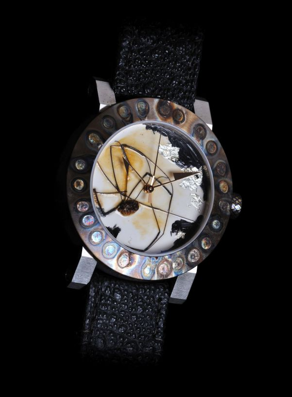 ArtyA Halloween Spider watch
