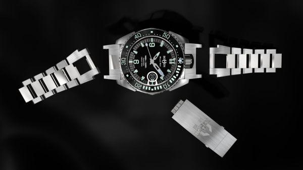 BOHEN MILLE-MER watch bracelet