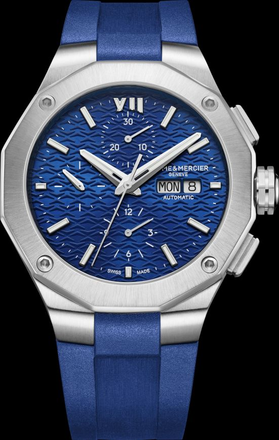 Baume & Mercier Riviera Chronograph 10623