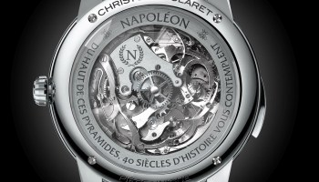 Christophe Claret Napoleon