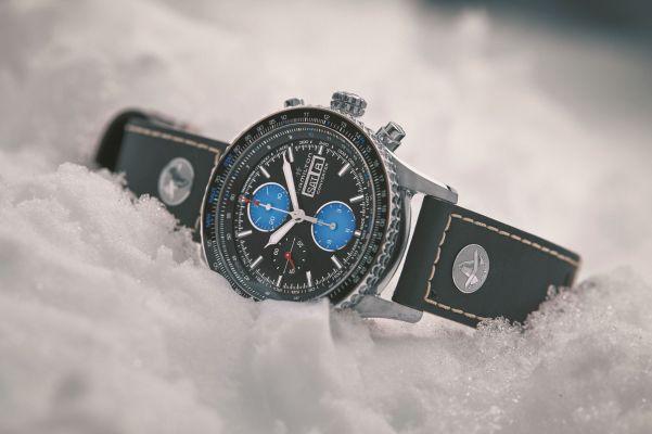 Hamilton Khaki Aviation Converter Automatic Chronograph for Air Zermatt