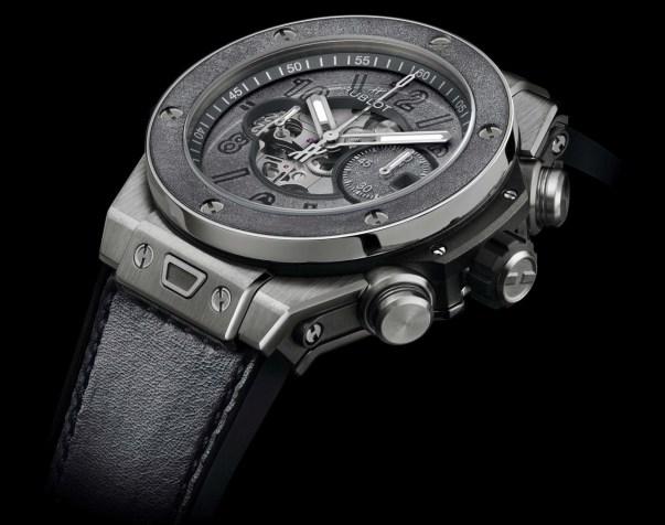 Hublot Big Bang Unico Berluti Aluminio Limited Edition
