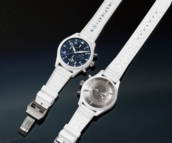 "IWC Schaffhausen Pilot's Watch Chronograph Edition ""Inspiration4"""