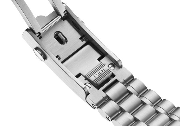 OMEGA Speedmaster Chronoscope stainless steel bracelet clasp