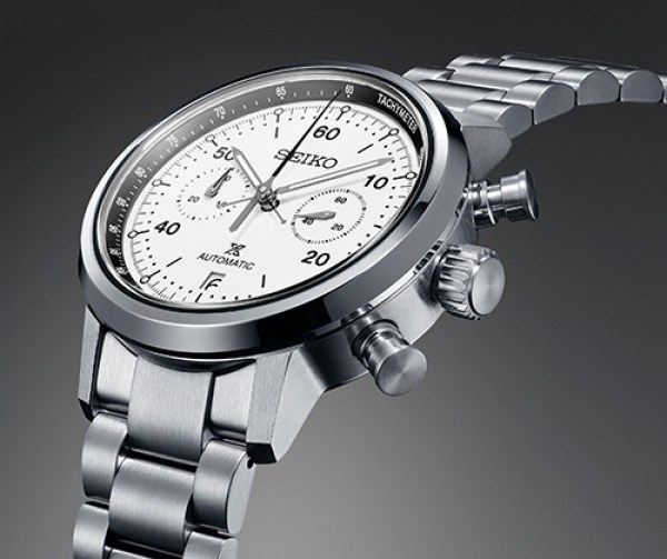 Seiko Prospex Speedtimer Mechanical Chronograph Limited Edition SRQ035