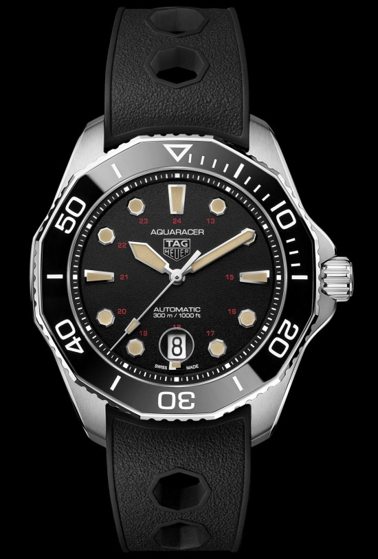 TAG Heuer Aquaracer Professional 300 Tribute to Ref. 844 - Calibre 5 Automatic, Reference WBP208C.FT6201