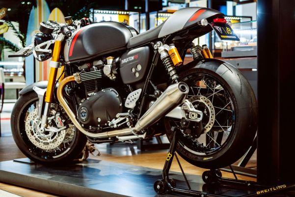 Triumph Thruxton RS motorcycle
