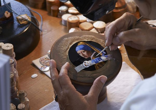 Vacheron Constantin Les Cabinotiers Westminster Sonnerie – Tribute to Johannes Vermeer