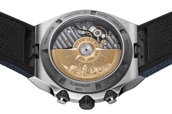 Vacheron Constantin Overseas Limited Editions Everest Chronograph